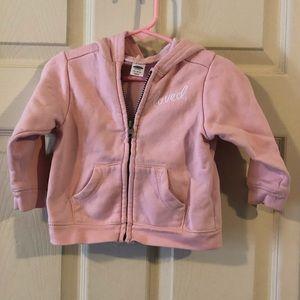 EUC Old Navy zip up hoodie